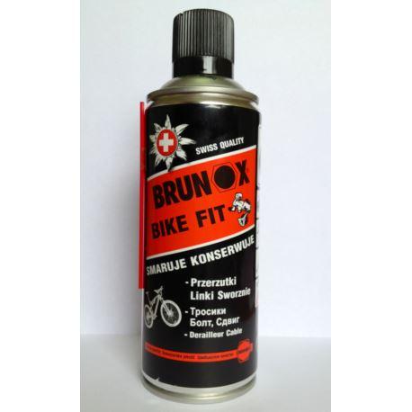 Brunox BIKE FIT 400 ml