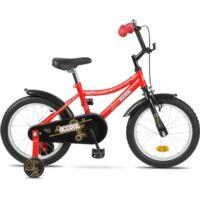 """Rower dziecięcy VINCE 16""""czerwono-czarny"""